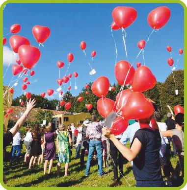 Balony z helem 1