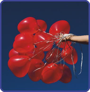 Balony z helem 3