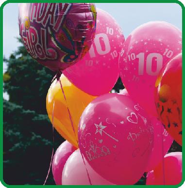 Balony z helem 6