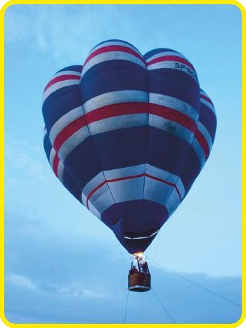 Loty balonem 1