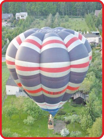 Loty balonem 2