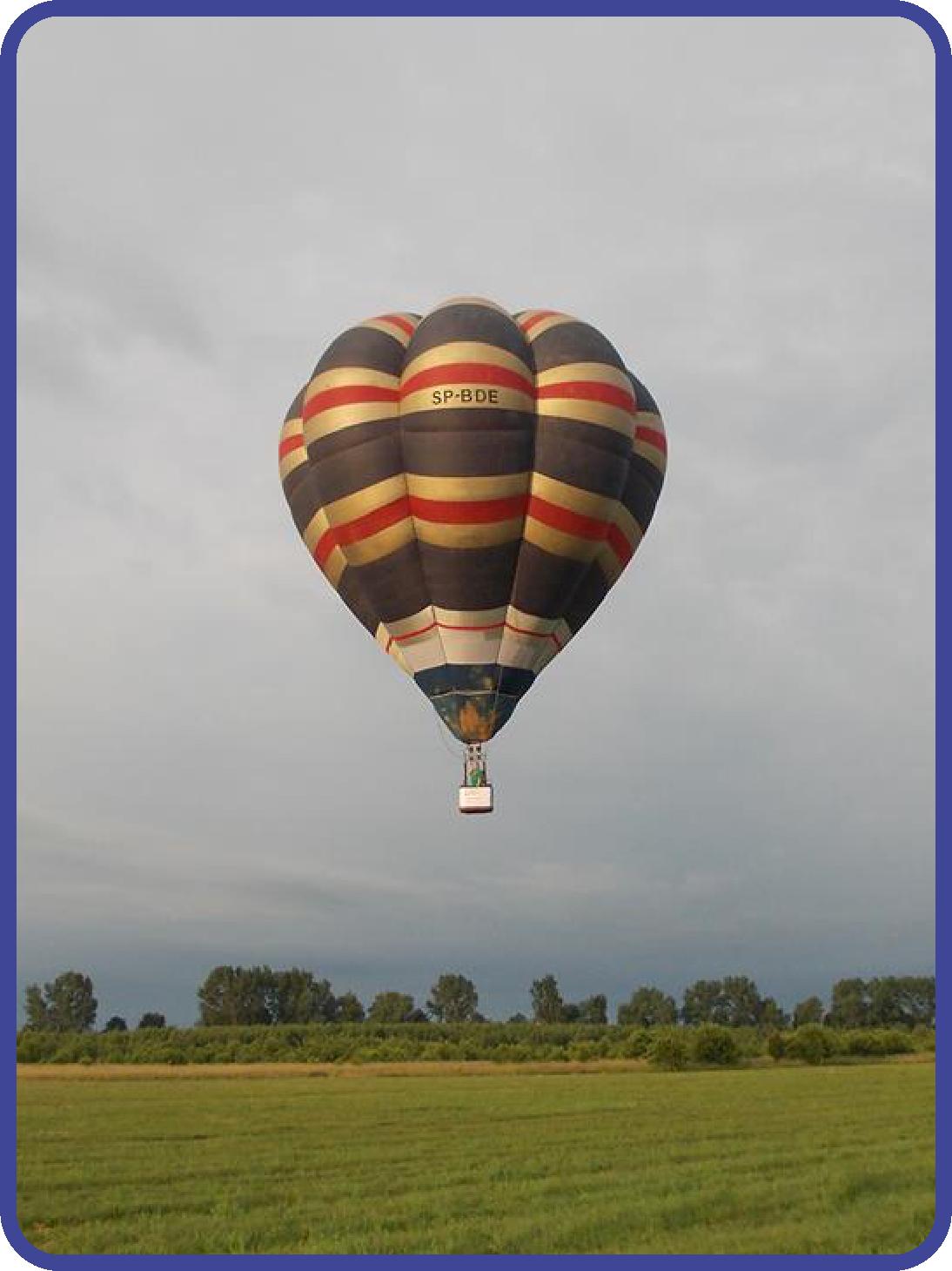 Loty balonem 4